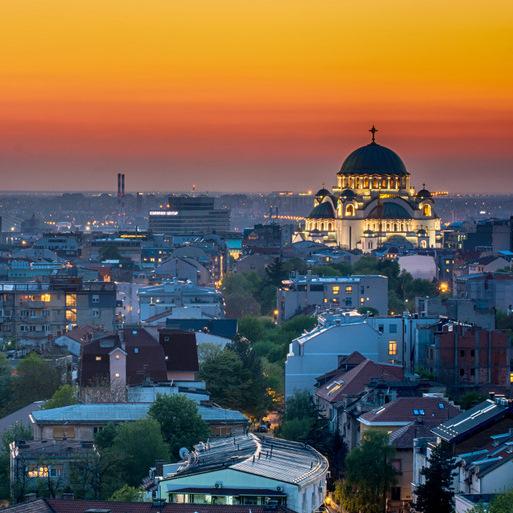 Visit Belgrade and Serbia