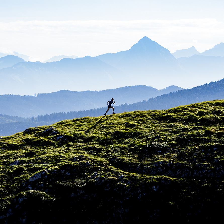 trail running en Eslovenia