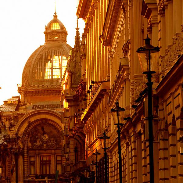 Balkan capitals - Bucharest