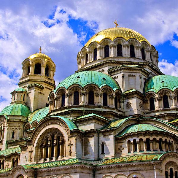 Sofia, capital of Bulgaria