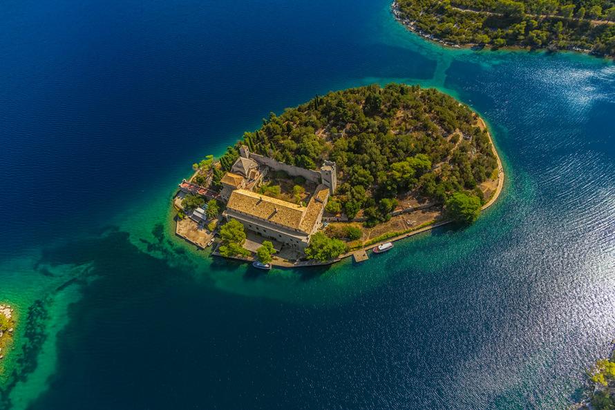 Places to visit around Dubrovnik - Mljet