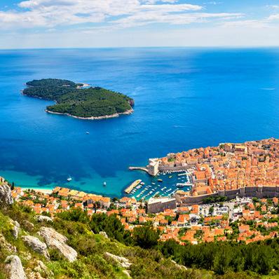 Places to visit around Dubrovnik