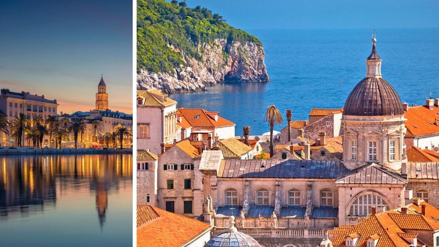 Visit Croatia: Split & Dubrovnik