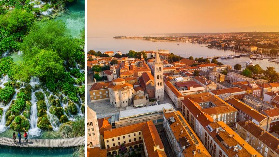 Visit Croatia: Plitvice & Zadar