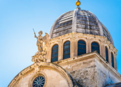 St. James Cathedral in Šibenik, Croatia
