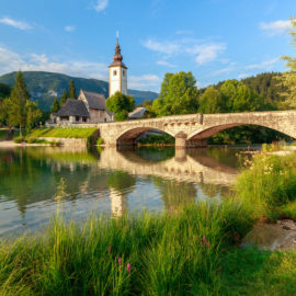 Best of Slovenia: Bohinj