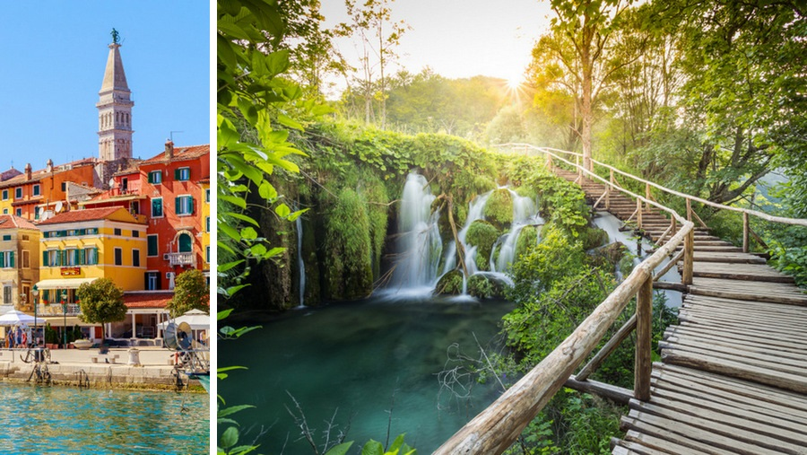 Trip to Croatia (Rovinj, Plitvice) - Escorted Tour Holiday