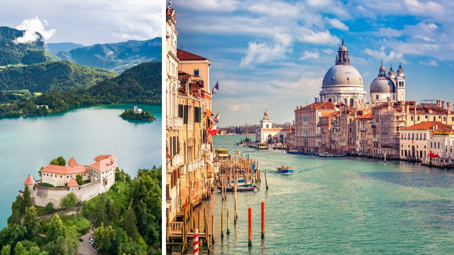 Trip to Venice and Slovenia - Escorted Tour