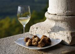 Truffles, speciality of Istria