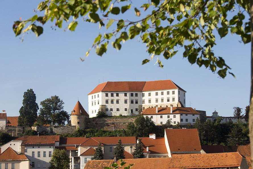 Castles of Slovenia - Ptuj