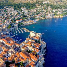 Crucero de lujo desde Dubrovnik