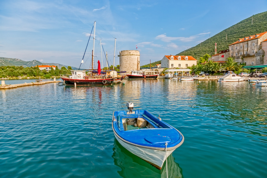 Brac Island in Croatia