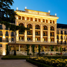 Slovenia Luxury Holidays in Portoroz hotel Palace