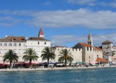 The UNESCO city, Trogir