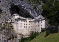 The magical Predjama Castle