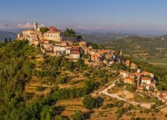 Motovun and Croatian Istria