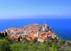 Piran, the most beautiful city on the coast