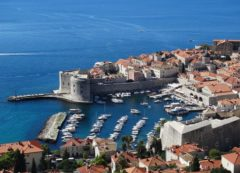 Dubrovnik, the pearl of Adriatic