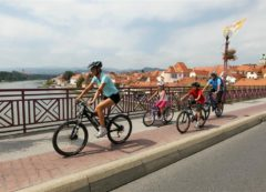 Slovenia is a great biking destination