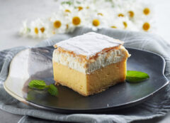 Kremšnita cake, Slovenia