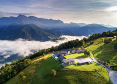 Unique luxury accommodation in Slovenia