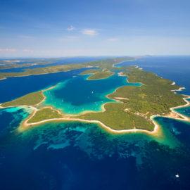 Crucero Croacia: Joyas de norte de Dalmacia de lujo