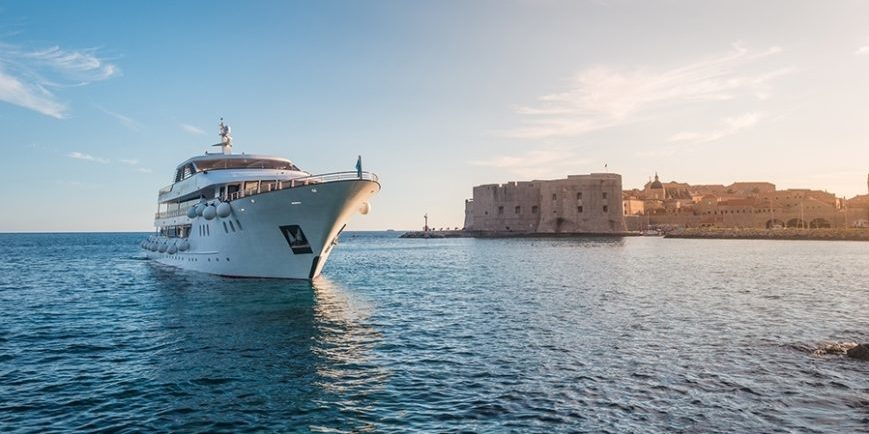 Small Ship Cruises in Croatia: from Dubrovnik to Split