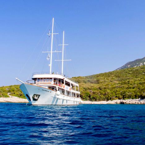 Adriatic cruises in Croatia