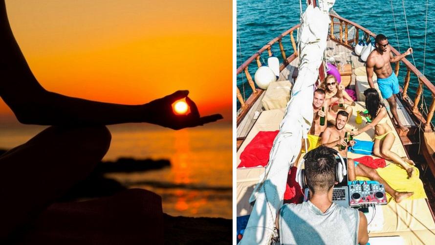 Adriatic Cruises: Yoga & Party Cruise
