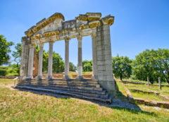 Apollonia archaeological site, Albania