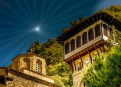 Monastery of John Bigorski, North Macedonia