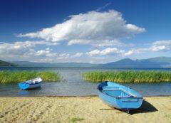 Lake Ohrid, North Macedonia