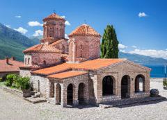Monastery of Saint Naum, North Macedonia