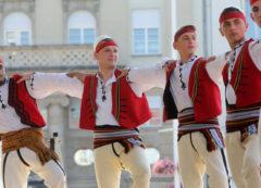 Traditional Albanian dance