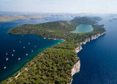 Kornati archipelago, Croatia