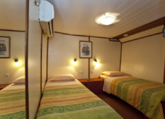 Standard category ship - double cabin