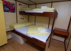 Standard category ship - triple cabin
