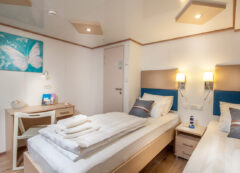 Standard superior category ship - double cabin