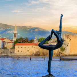 Treasures of Montenegro itinerary