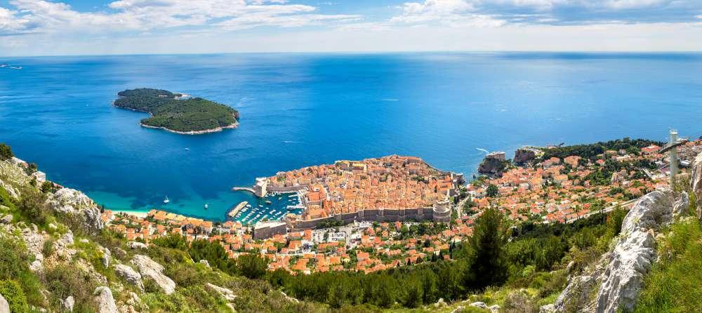 isole croate piu belle - tra Dubrovnik e Parenzo