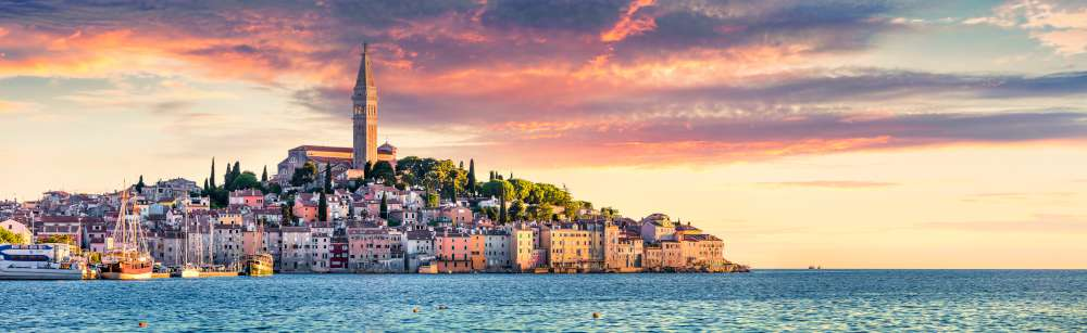 isole croate piu belle - rovigno