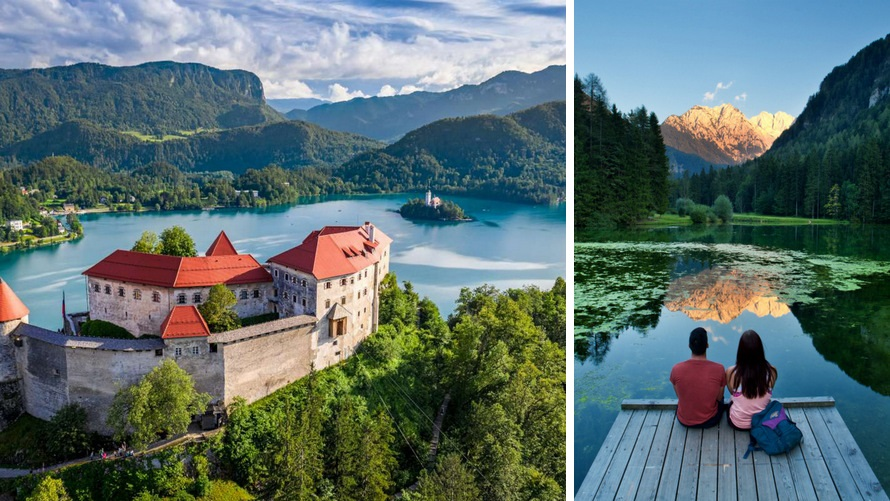 Honeymoon in Slovenia