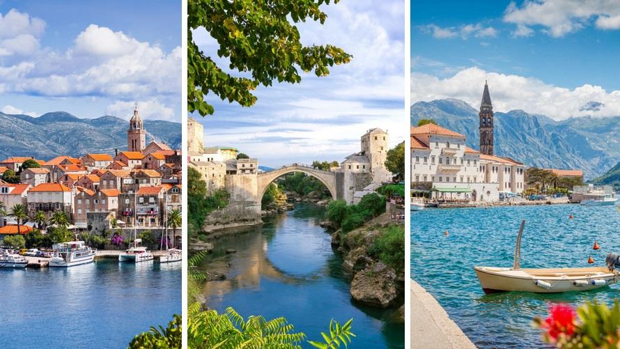 Daily Excursions from Dubrovnik: Korčula, Mostar, Bay of Kotor