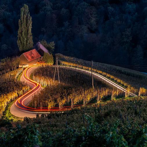 Honeymoon in Slovenia