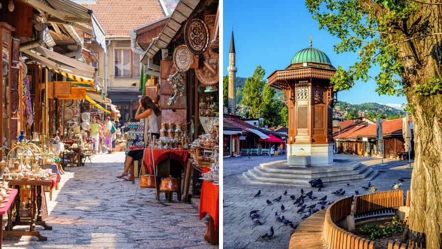 Sarajevo City Break Tailor Made Tour Of The Bosnian Capital