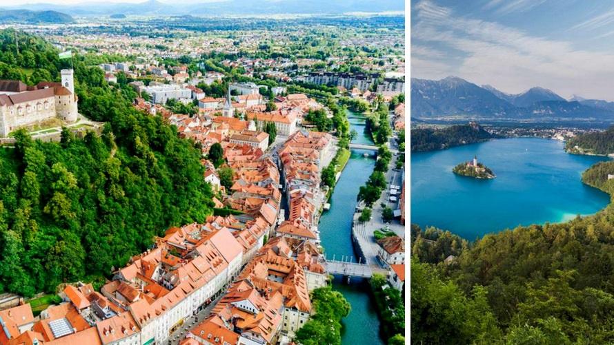 Visit Istria - Ljubljana & Bled (Slovenia)