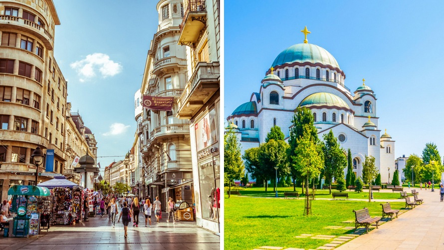 Belgrade City Break - Sveti Sava