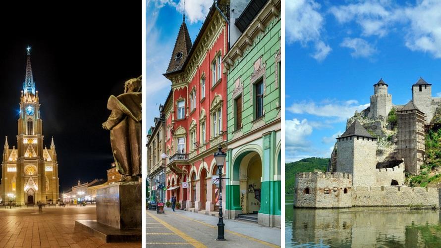 Belgrade daily excursions
