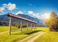 Kozolec, Slovenia