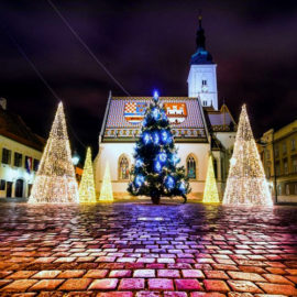 Christmas Trip to Croatia & Slovenia